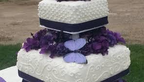 Beragam Ide Kue Pernikahan Berbentuk Kotak Yang Anggun Fimela