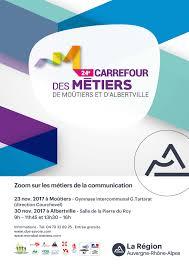 Agenda A Se Passe En R Gion Carrefour Des M Tiers D Albertville