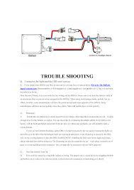 wiring diagram for xenon hid kit manual e book