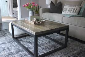 Diy Industrial Coffee Table Ana White Industrial Coffee Table Diy Projects