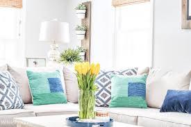 navy blue green decorating ideas a