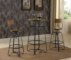 Rustic style furniture Rustic Farmhouse Rustic Style Pcs Bar Set Robarts Arena Rustic Style Pcs Bar Set Deco Furniture Group