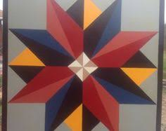 Barn quilts | Barn quilts & Multi-Point Star 36