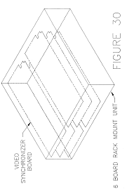 patent us apparatus and method for processing television patent drawing