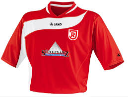 Maybe you would like to learn more about one of these? Jahn Regensburg 2010 11 Home Kit