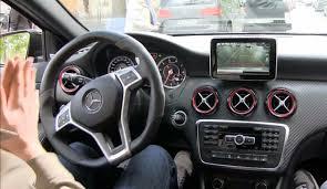 Watch a Mercedes-Benz A45 AMG Park Itself - autoevolution