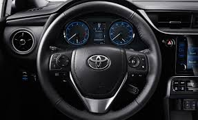 2017 Toyota Corolla Dashboard Warning Lights Toyota Updates The Corolla With New Look And Features Don