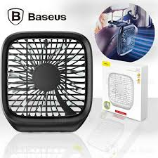 <b>BASEUS</b> USB FAN FOLDABLE <b>VEHICLE</b>-MOUNTED BACKSEAT ...