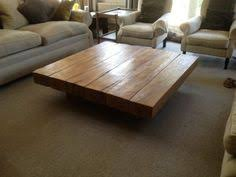 low coffee table. Creative Ideas, Very Low And Large Oak Coffee Table: Make Your Room Even Delicious Table E