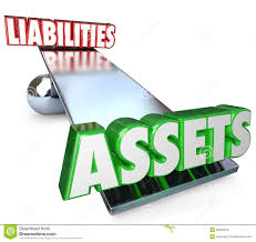Asset Net Worth Assets Vs Liabilities Balance Scale Net Worth Money Wealth