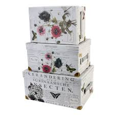 Cardboard Storage Box Decorative Large Decorative Cardboard Storage Box 34