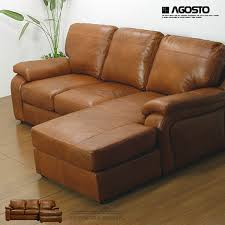 220 Cm Singleleather Sofa Leather Clad Xianyou Total  Pocket Coil Oil Couch Left And  Antique F5