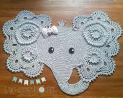 Elephant Rug Crochet Pattern Delectable Elephant Rug Crochet Elephant Crochet Elephant Rug Elephant