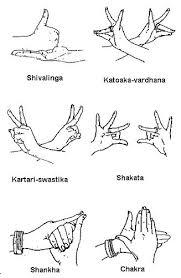 Samyukta Hasta Bharatanatyam Hasta Mudra Hand Gestures In