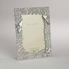 bee cast pewter photo frame