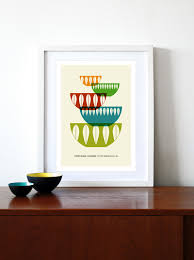 Interesting Images Of Accessories For Kitchen Decoration With Retro Kitchen  Posters : Extraordinary Image Of Rectangular