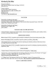 Undergraduate Resume Sample | Jennywashere within Sample Resume  Undergraduate