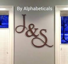 wooden letter wall decor. Large Letters To Hang On Wall Letter Decor And Also Wooden Alphabet P