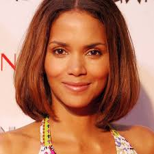 halle berry hair color