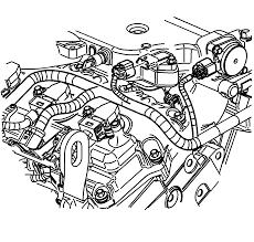Repair instructions barometric pressure sensor replacement ly7