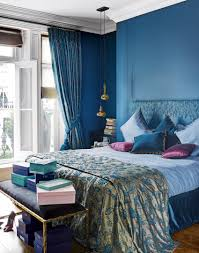 Modern Blue Bedrooms Find A Style That Suits You Both With These Decorating Ideas For