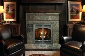 gas fireplace replacement glass doors ceramic door airtight