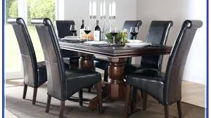 dark brown dining table and chairs ikea bjursta black dark brown dining table and chairs ikea bjursta black