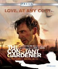 the constant gardener what the movi