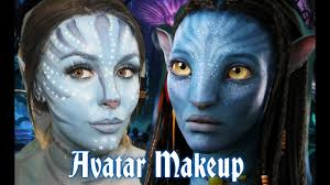 neytiri avatar makeup tutorial on a budget