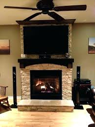 mantle above fireplace above fireplace gas mantels with stone on mounted over mantle i like the