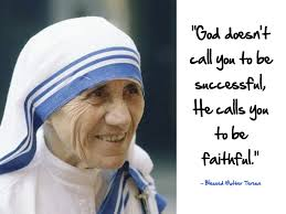 mother teresa to become a saint on  mother teresa ldquo
