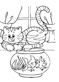 Small Picture kitten coloring pages kitten coloring pages 2 kitten coloring