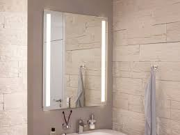 mirror with integrated lighting. Wall-mounted Mirror With Integrated Lighting FINELINE By Top Light T