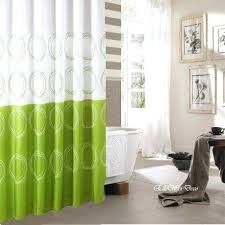 wonderful green shower curtain green shower curtain mint green shower curtain hooks