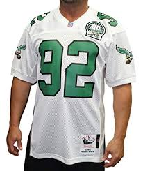 Eagles com Authentic amp; Mitchell Outdoors Philadelphia Sports Amazon Ness Jersey Reggie 1992 White large