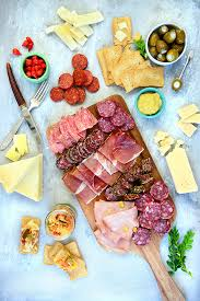 meat charcuterie collection