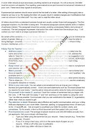 13 Best Teacher Cover Letters Images On Pinterest Cover Letters