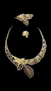 Arabic Gold Jewellery Designs Pin By Habouba On Jewelry Arabic And Asian Gold Jewelry