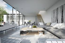 modern living room contemporary
