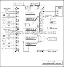 rfid access control wiring diagram wiring diagram rfid door access control building management system