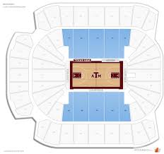 Tamu Baseball Seating Chart Reed Arena Texas A M Seating Guide Rateyourseats Com