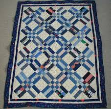 Memory Quilt Patterns Impressive Memory And Memorial Quilts Made From Clothing