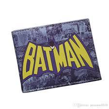 batman series cartoon wallet the avengers super hero batman wallet for teen boy girls leather purse card holder dc comics wallet snakeskin wallet female