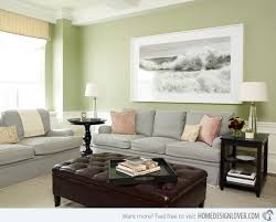 Living Room Ideas With Light Green Walls,... light grey colored sofas,