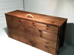 wooden trunk chest wood trunk chest wooden storage ottoman blanket box large coffee table large square