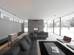 Minimalist Design Living Room Minimalist Contemporary Style House Plans By Titus Bernhard