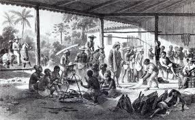 slavery in work