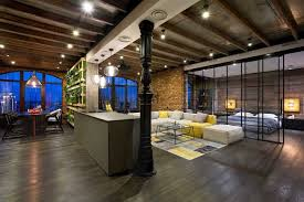 Breathtaking Bachelor Pad: Large-End Luxury Envelopes Loft Apartment in Kiev