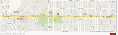 popular  list google maps denver