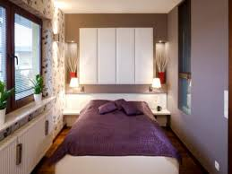 Modern Small Bedroom Designs Bedroom Wonderful White Beige Brown Wood Glass Modern Design